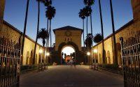 Entrada de la Universidad de Stanford