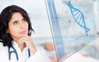Mujeres trabajando en la industria farmacéutica